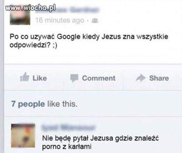 Google jest niezbędne...