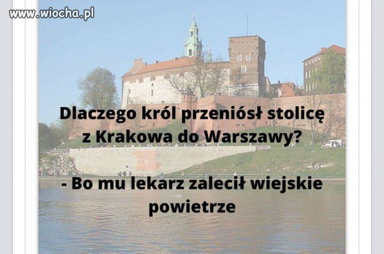 Polityków ciągnie do Warszawy.