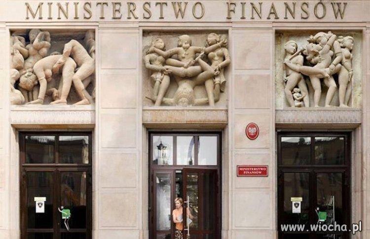 Ministerstwo finansów w Polsce