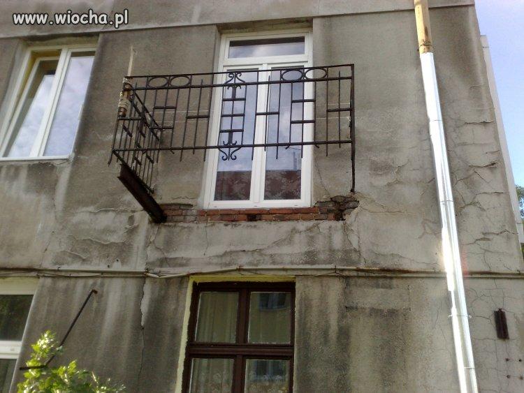 Balkon XXI wieku...