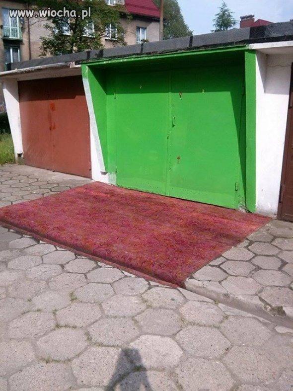 Garaż w Katowicach