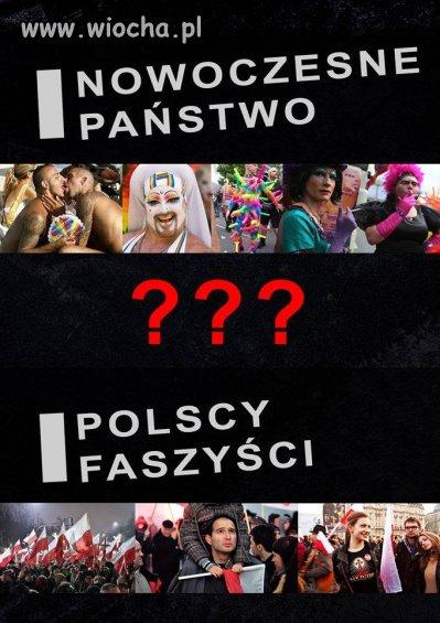 A Ty w jakiej Polsce chcesz żyć?