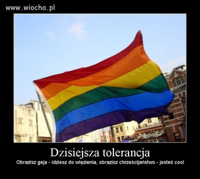 Dzisiejsza tolerancja.