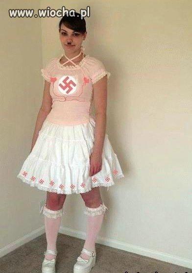 Wnuczka Hitlera...