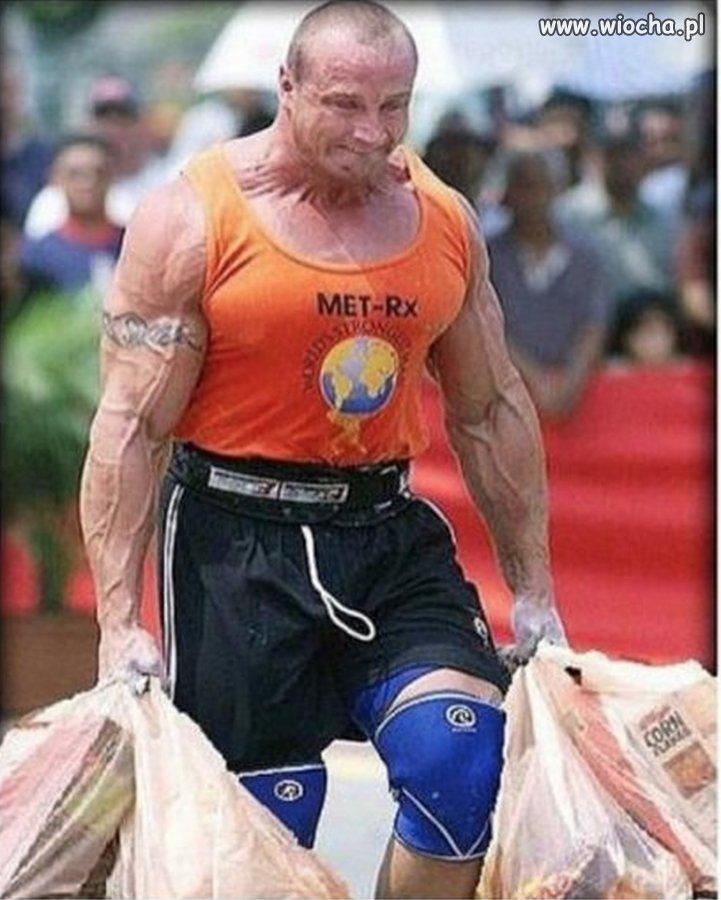 Kiedy wracasz z zakupów w markecie ...