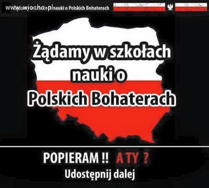B�d� dumny z Polskiej historii