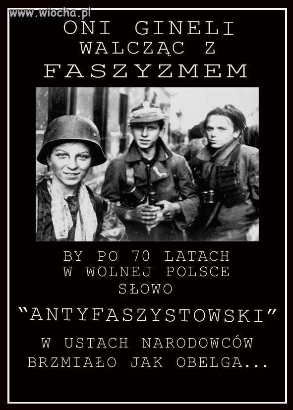 Niszcz Faszyzm