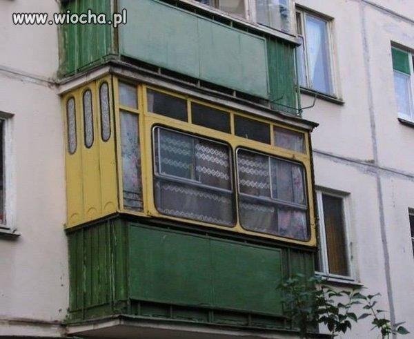 Ikarus wersja balkonowa