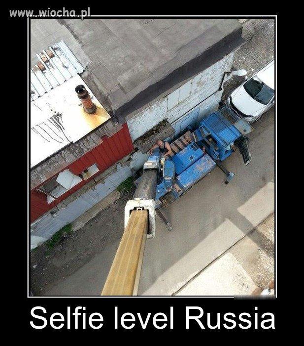 Selfie wersja ekstremalna