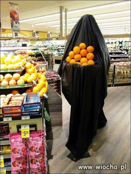 Stojak na pomarańcze