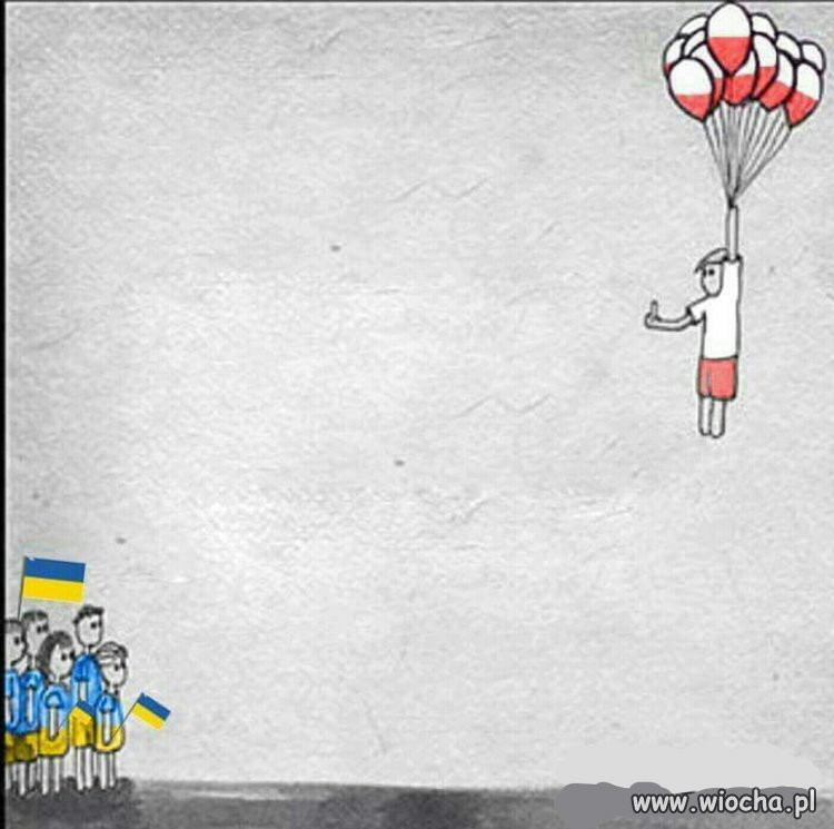 Mam ważną wiadomość dla wszystkich Ukraińców: