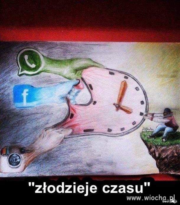 Złodziej czasu