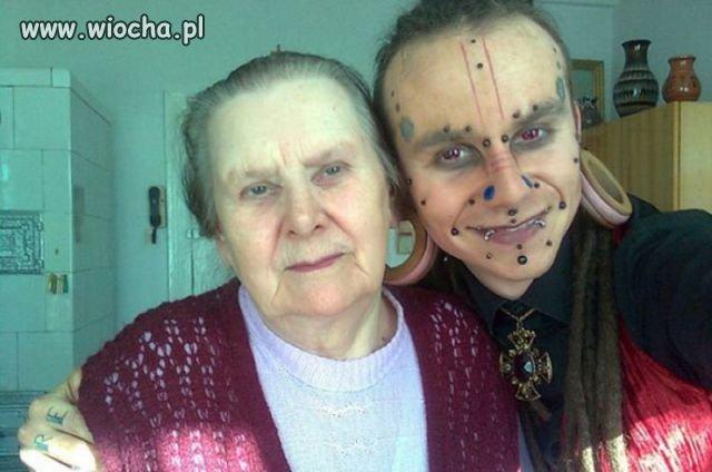 Kochany wnuczek