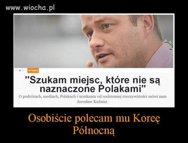 W takim razie nie wracaj do Polski