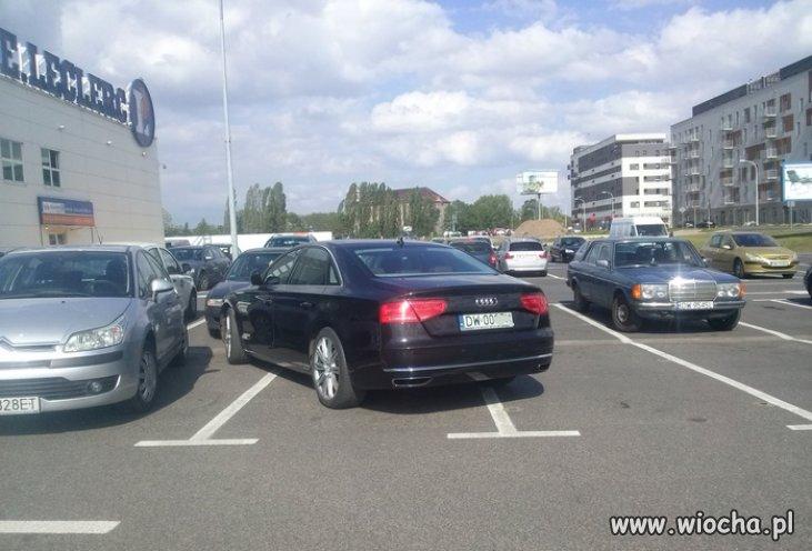 Parkowanie po cygańsku