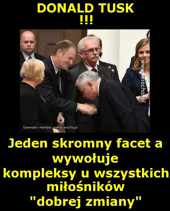 DONALD TUSK  !!!