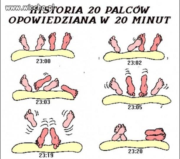 Historia 20 palc�w
