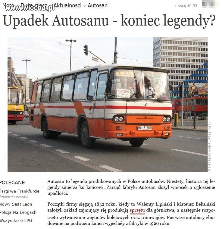 Wykończyli kolejną polską firmę!