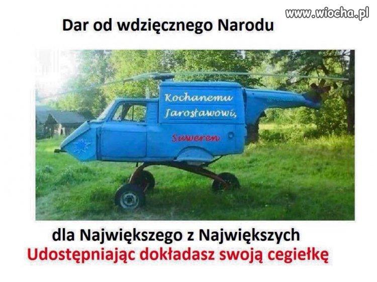 Kochanemu Jarosławowi -NARÓD