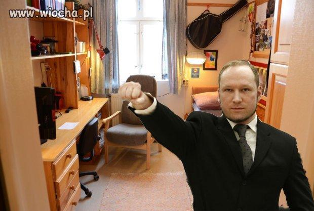 Anders Breivik - zamordował bestialsko 77 osób
