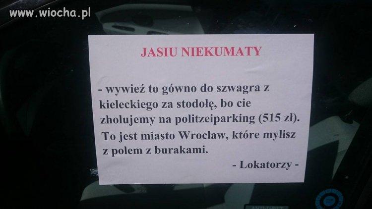 Wrocławska gościnność