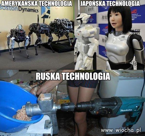 Rosyjska technologia