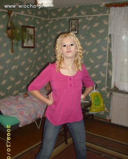 Loczek Blond...