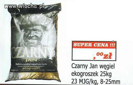 Czarny Jan...