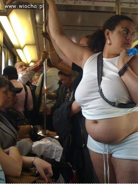Takie sobie ooo w metrze bądź autobusie...