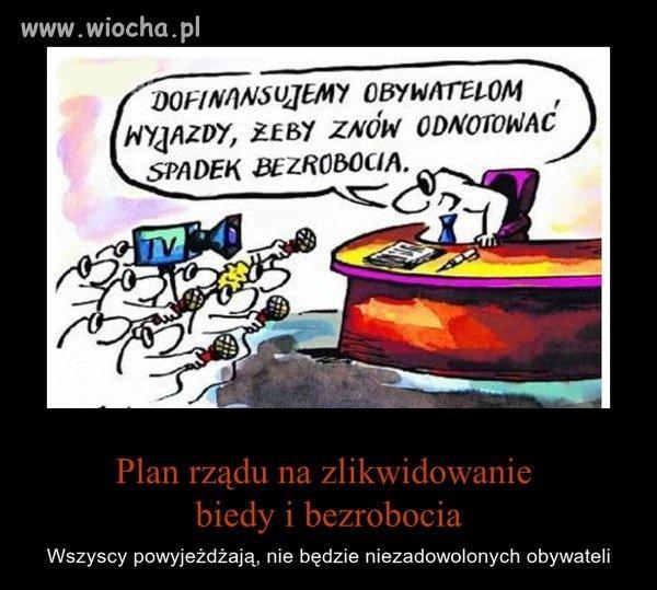 Plan prezydenta i pani premier