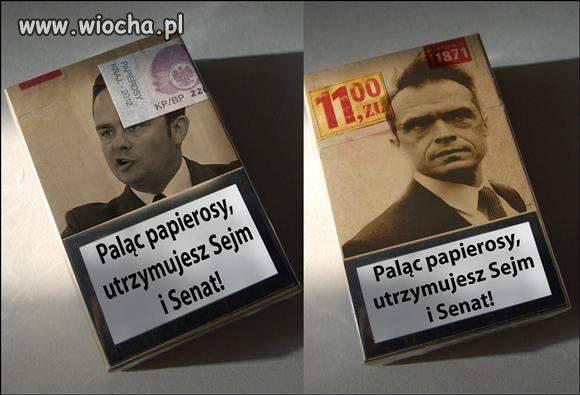 Papierosy z akcyzą 13 zł bez 3-4 zł !!!