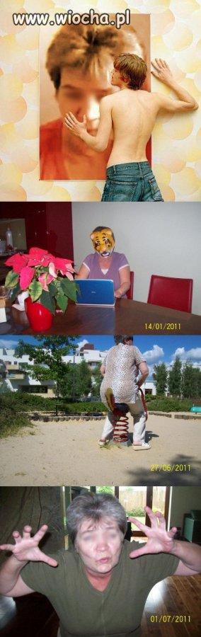 Przebojowa babcia