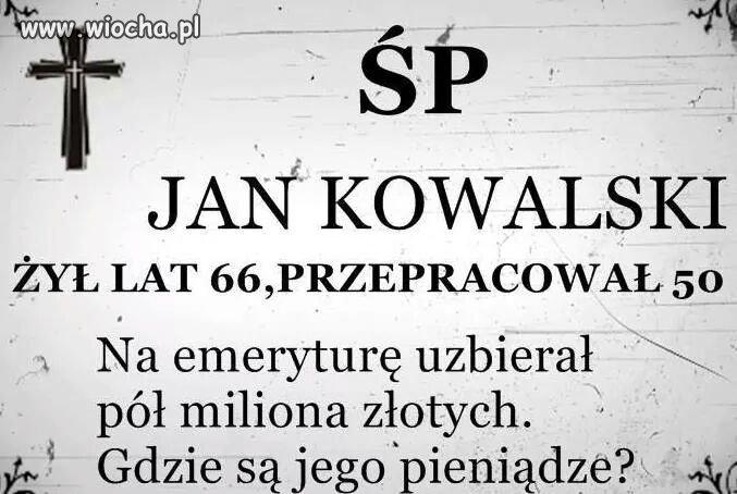 Gdzie s� pieni�dze Kowala??