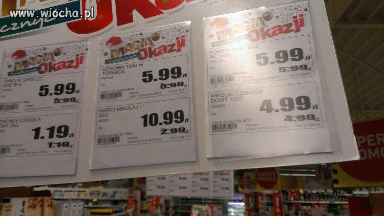 Promocje w częstochowskim Intermarche cz. 2/2