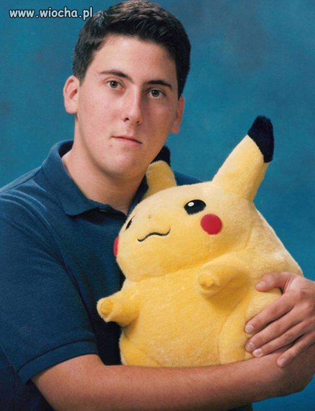 Pikachu - moja wielka miłość
