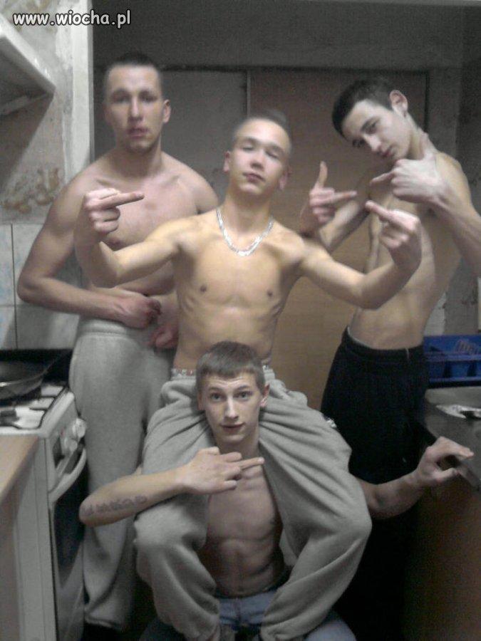Wiejscy gangsterzy