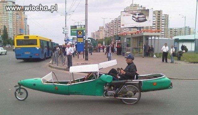 Transport w Rosji