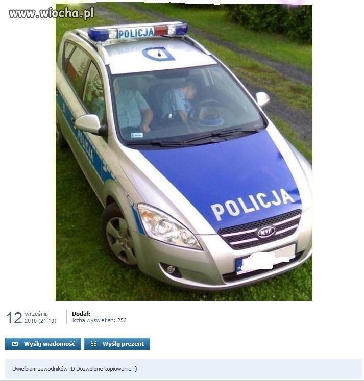 Nasza Kochana Policja!!!