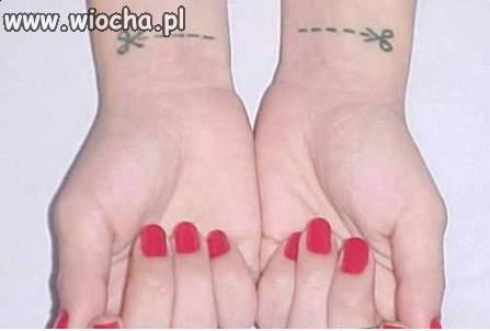 Tatuaż emo