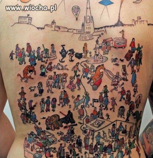 Nie masz pomysłu na tatuaż ?