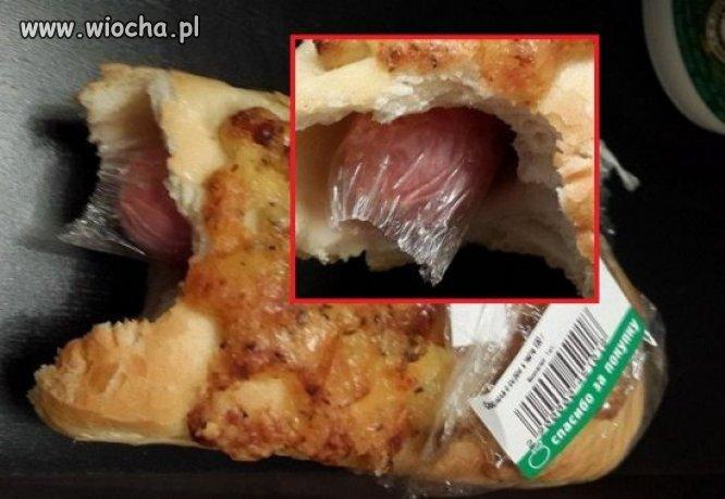 Hot dog-wersja rosyjska