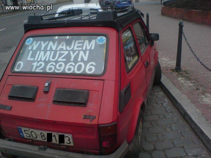 Nie ma to jak dobra limuzyna