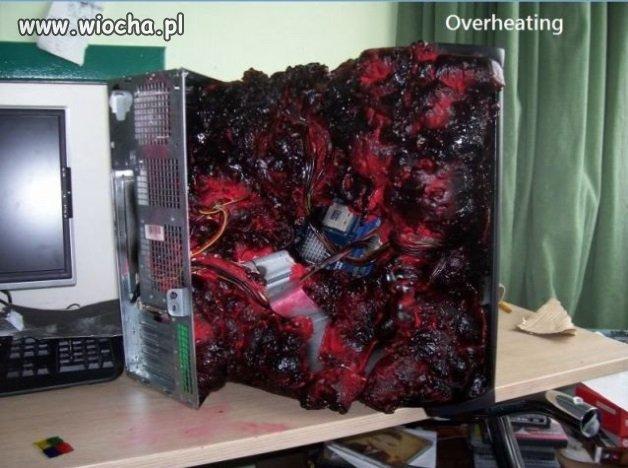 Lekko podkręciłem procesor