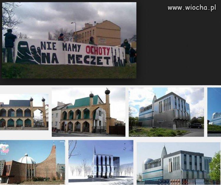 Zlikwidować w trybie natychmiastowym meczety w PL