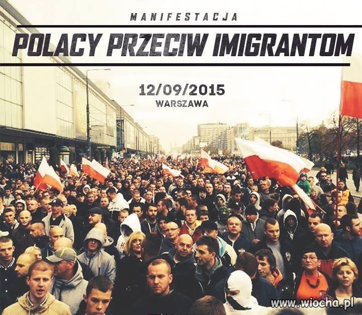 A tak by�o wczoraj w Warszawie