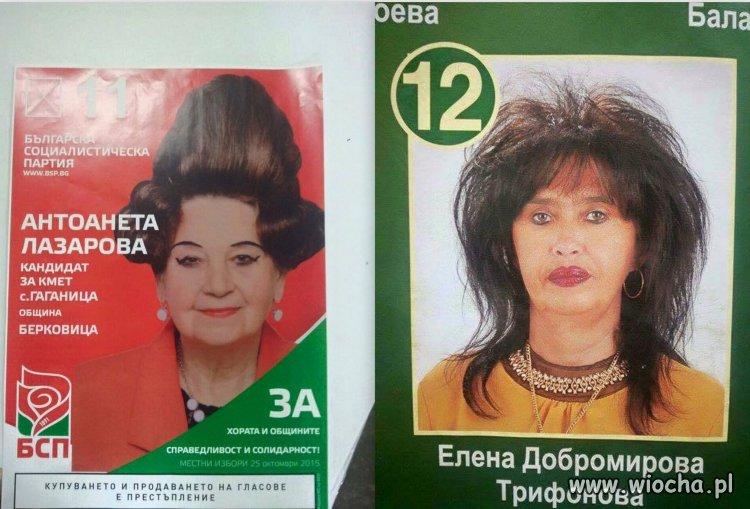 W Rosji wybory