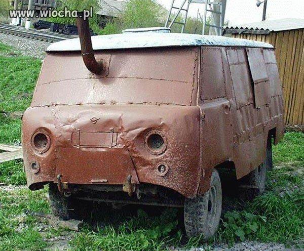 Ukraiński wóz bojowy