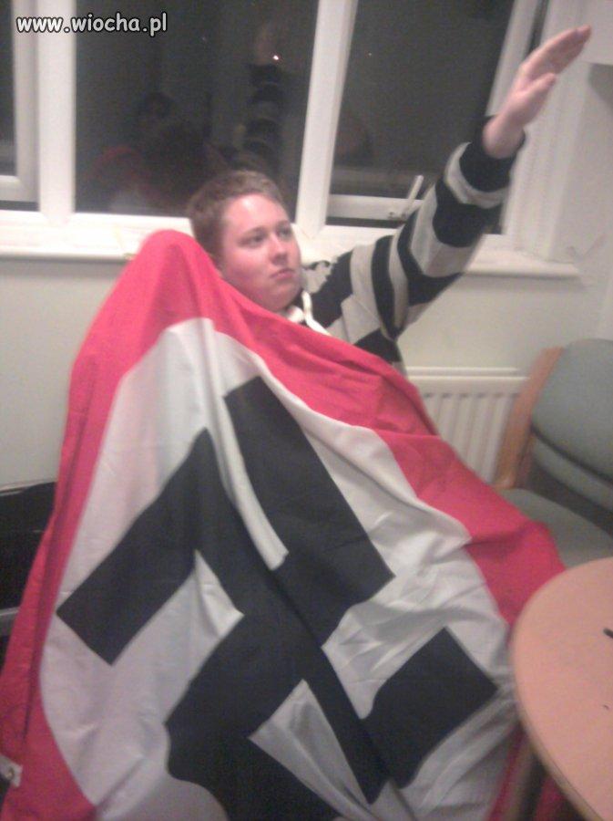 Młody nazista