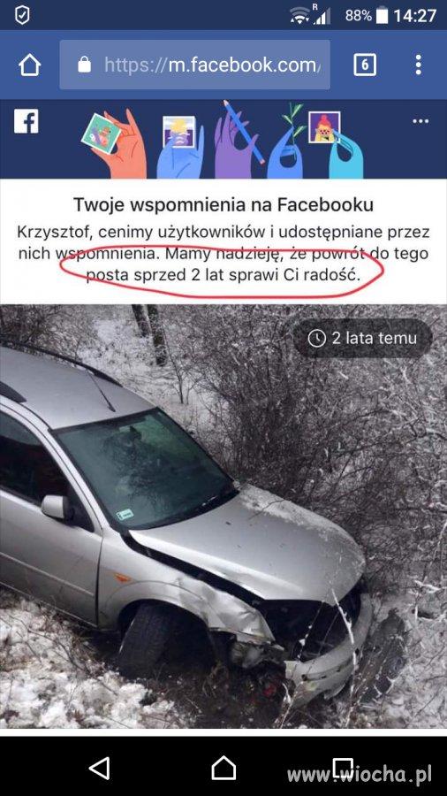Facebook potrafi zaskoczyć.