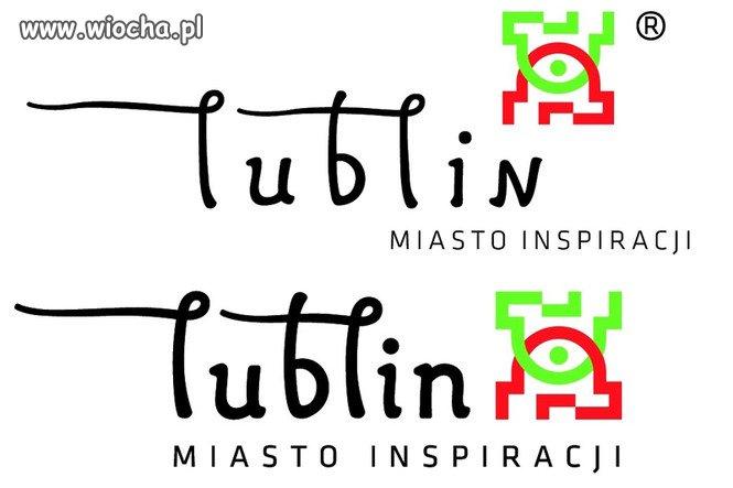 Od�wie�one logo Lublina za jedyne 7 000 z�